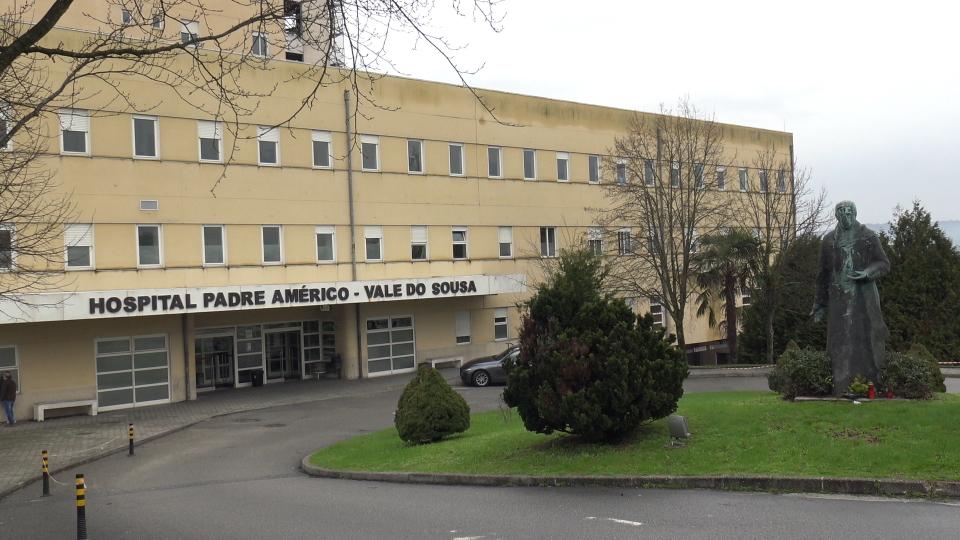 CHTS recebeu dois doentes COVID hospital Braga