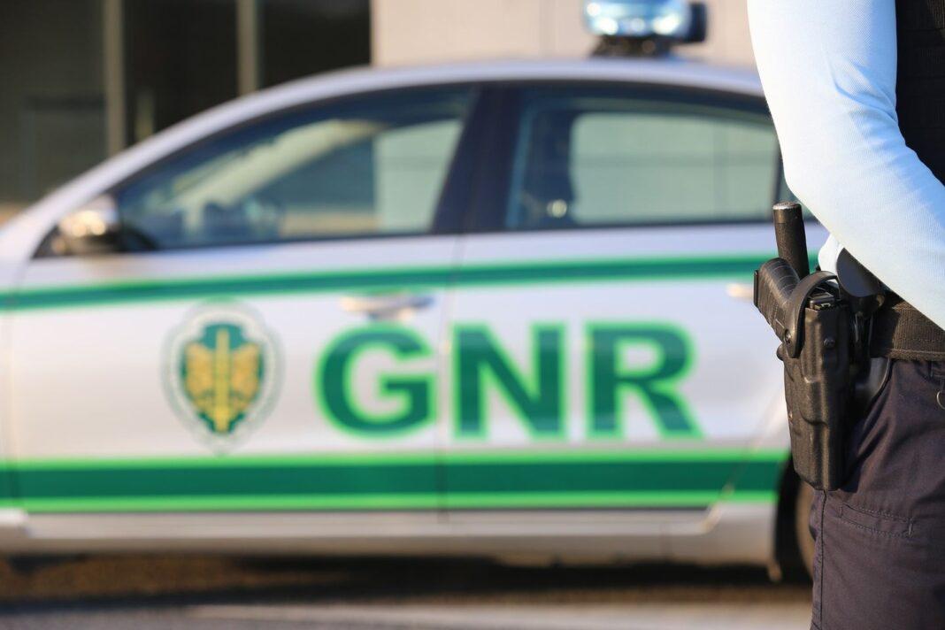 Gondomar - GNR deteve jovens de 18 e 20 anos por furto de motociclo