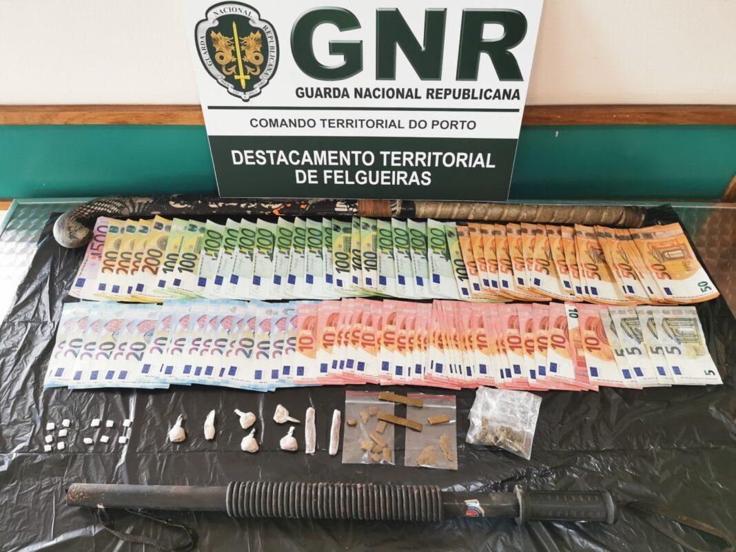 GNR-deteve-homens-de-24-e-52-anos-por-trafico-de-droga-em-Felgueiras-e-Lousada